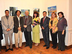 выставка в Русском Доме в Каире