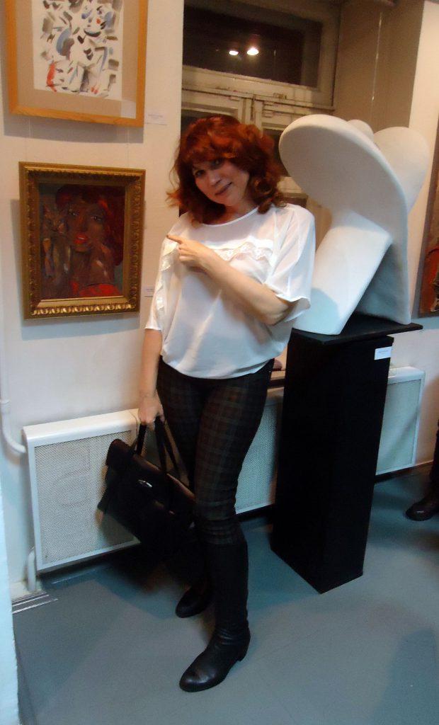 выставка в галерее А3