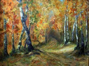 60-80 Золотой лес