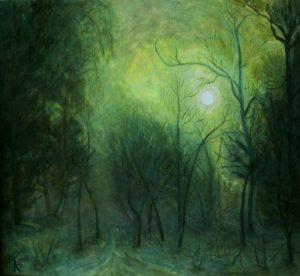 70-80 В лесу